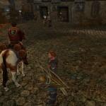 Серега упер у трактирной лиги лошадку алкашку