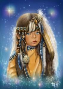 Форохельская девочка