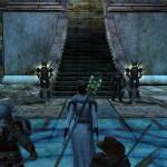 Ульврек втирается в доверие к стражам в гробнице :)
